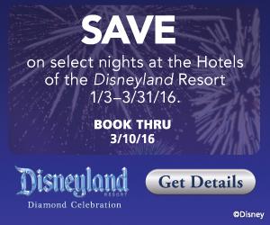 Disneyland Resort Savings