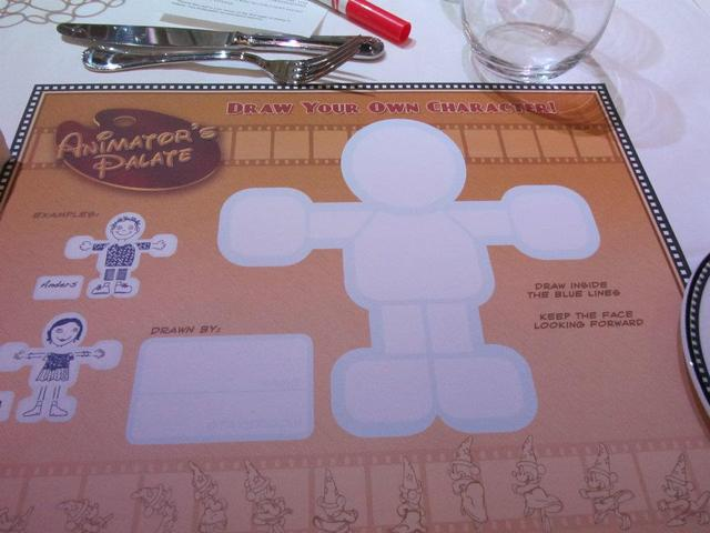 The New Animator S Palate Aboard The Disney Fantasy