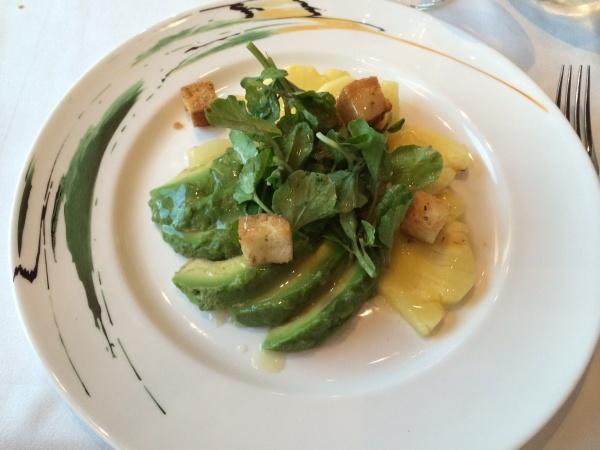 Carioca's Cuban Salad