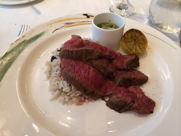Carioca's Marinated Flank Steak