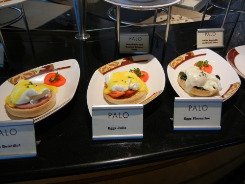 Palo Brunch Offerings