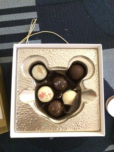 DCL Christmas Chocolates