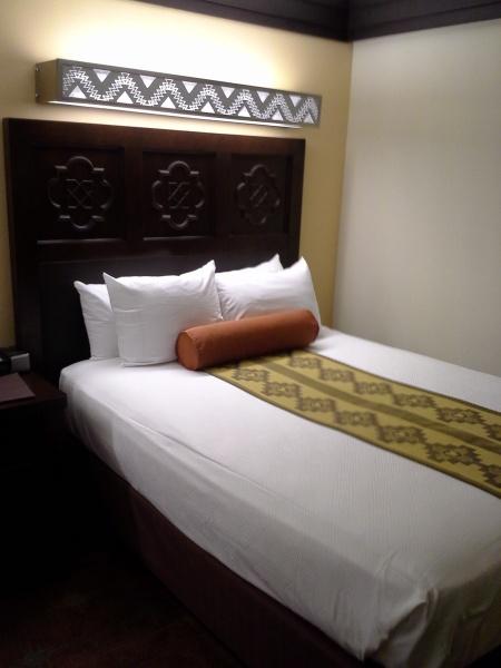 """Queen Bedroom Suite: A """"Suite"""" Room"""
