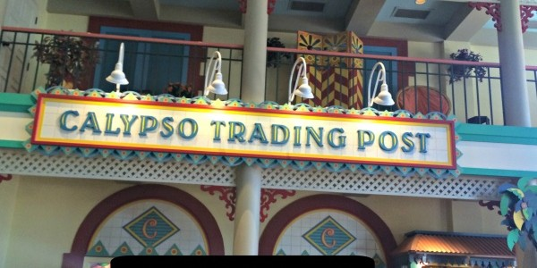 A Recent Shopping Spree at Calypso Trading Post at Disney's Caribbean Beach Resort!