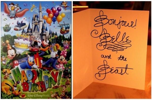 A Birthday Celebration – Disney Birthday Cards