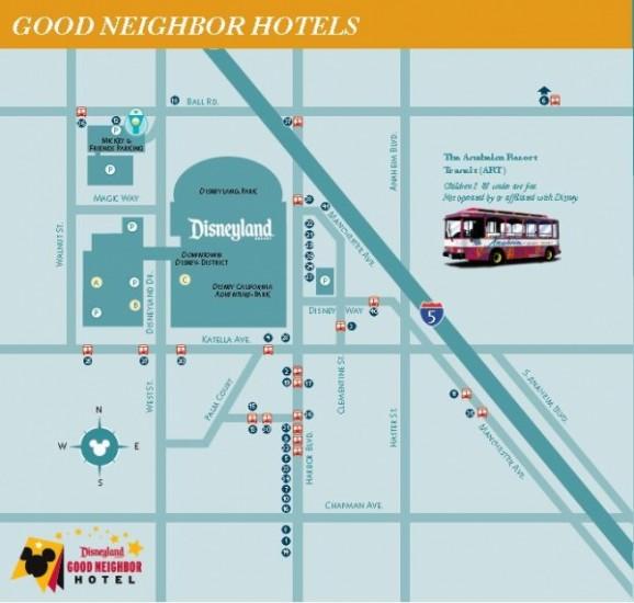Good Neighbor Map