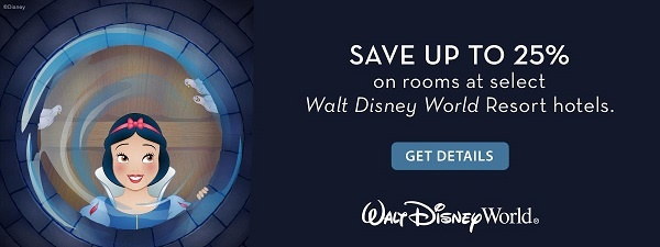 Walt Disney World Resort Spring 2016 Savings