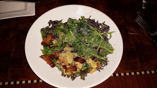 Carthay Circle Restaurant Autumn Salad