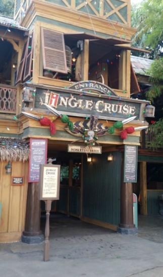 The Jungle Cruise overlay