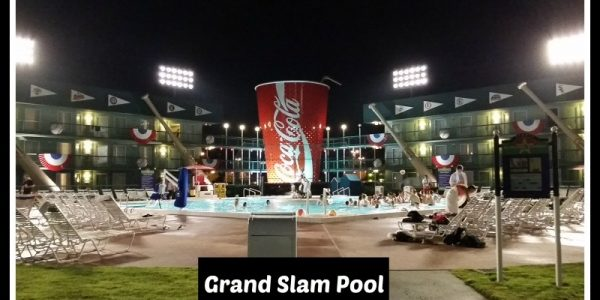 A Springtime Stay at All Star Sports Resort