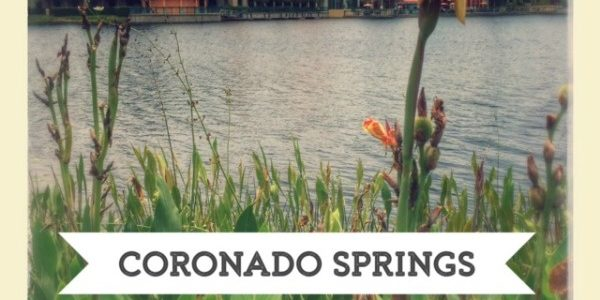 Disney's Coronado Springs Resort:  Not Just for Business