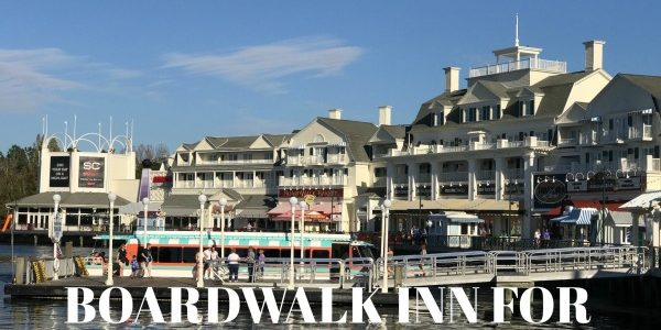 Boardwalk Inn for Beginners