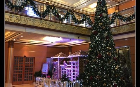 Celebrate The Holidays On The Disney Magic Very Merrytime Cruise