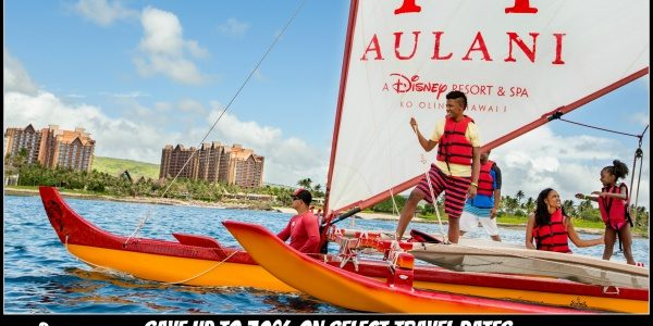 Aulani Fall Vacation Savings Discount – Save up to 30%