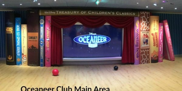 Disney Wonder Youth Spaces: Interview with my children