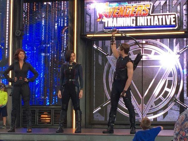 Summer of Heroes - Avengers Training Initiative