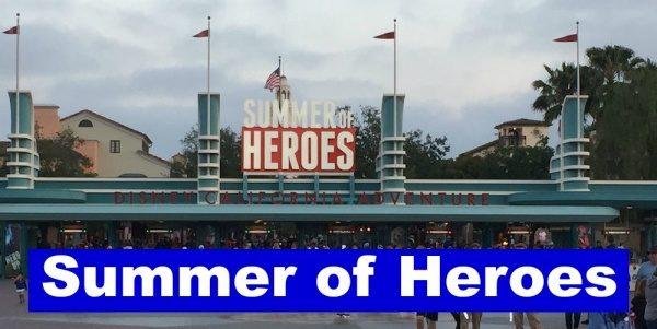Summer of Heroes 2017
