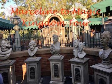 Walt Disney World: Marceline to Magic Kingdom Tour
