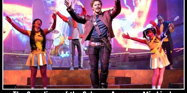 'The Guardians of the Galaxy – Awesome Mix Live!' Now Playing at Epcot