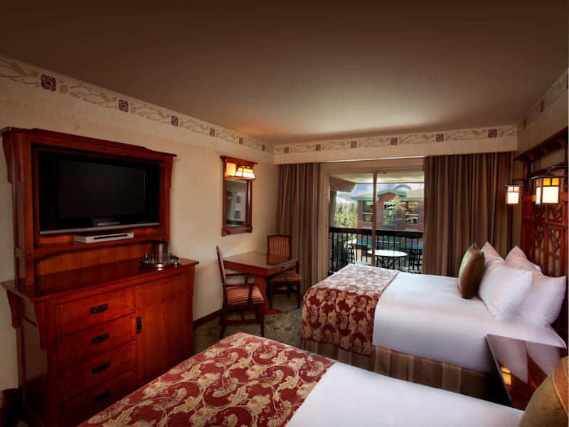 Grand californian hotel information and pictures disneyland - Disney grand californian 2 bedroom suite ...