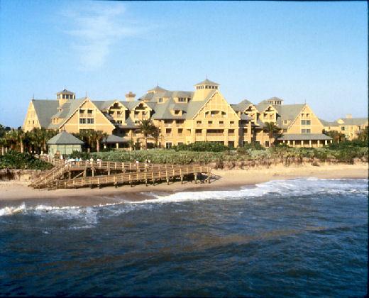 The Spa At Disney S Vero Beach Resort