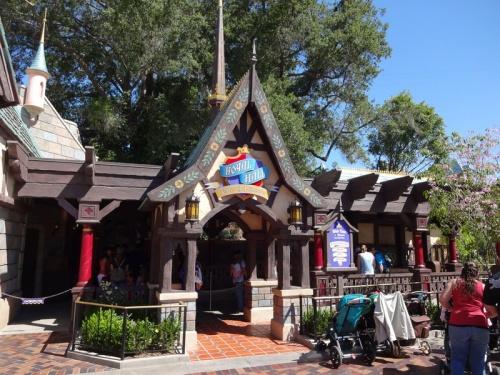 New Princess Fantasy Fair at Disneyland Park