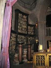 Half of Dumbledore's office