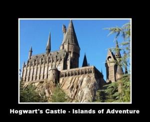 Hogwarts Castle Pin