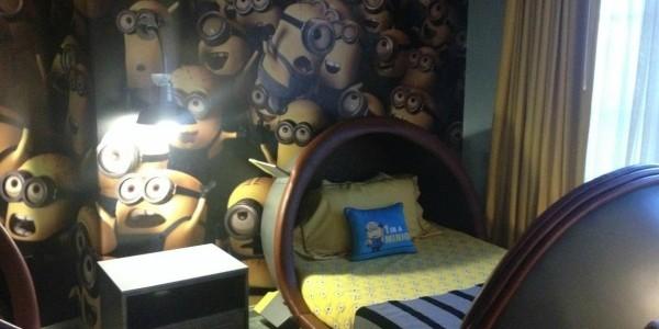 Minion Mayhem Kid Suites!