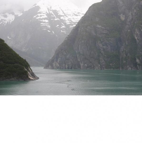 Tracy Fjord Alaska