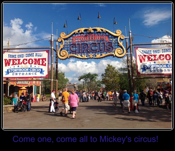 """My """"New and Different"""" Disney World trip"""
