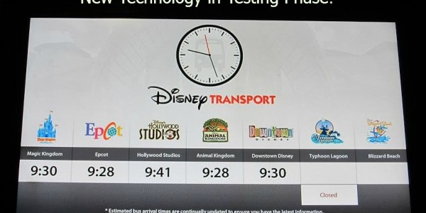 Disney's Transportation System Improvements