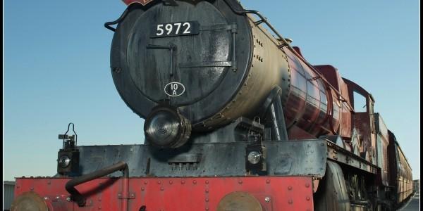 Universal Orlando Resort Hogwarts Express