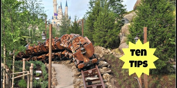 10 Tips for Disney's Seven Dwarfs Mine Train Attraction