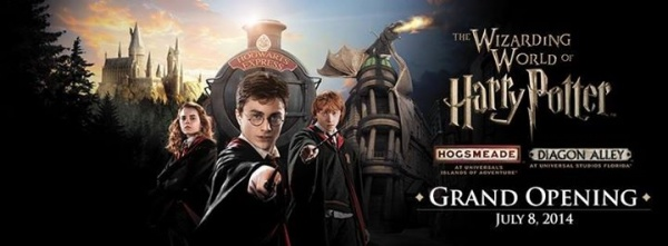 "UNIVERSAL ORLANDO:  ""THE MAKING OF DIAGON ALLEY"" PREMIERS TONIGHT AT 8pm EST ON NBC"""