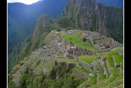 Visiting Machu Picchu with Adventures by Disney