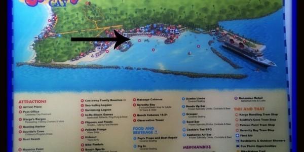 Five Tips for Navigating Disney's Castaway Cay!