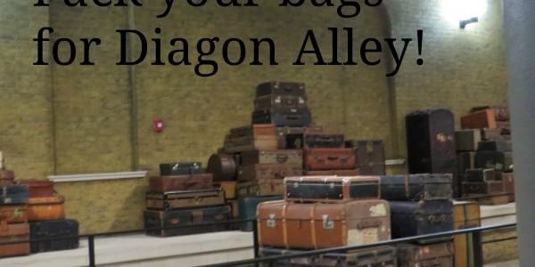 Universal Orlando:  Diagon Alley Opening Weekend