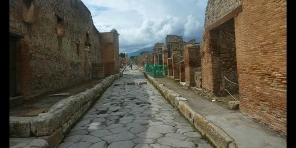 Visiting Pompeii and Mount Vesuvius with Disney Cruise Line