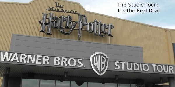 Warner Bros., The Making of Harry Potter Studio Tour