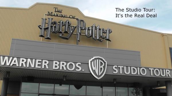 Warner Bros., The Making of Harry Potter Studio Tour