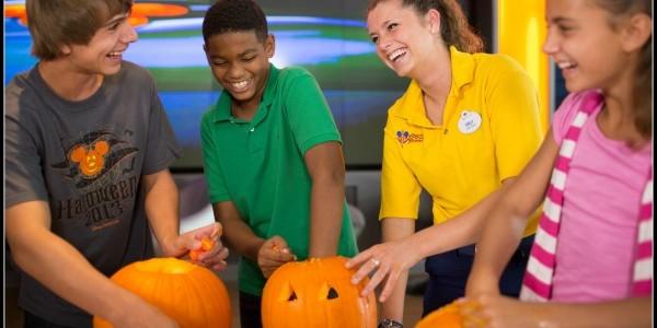 Experience Disney Cruise Line Halloween on the High Seas