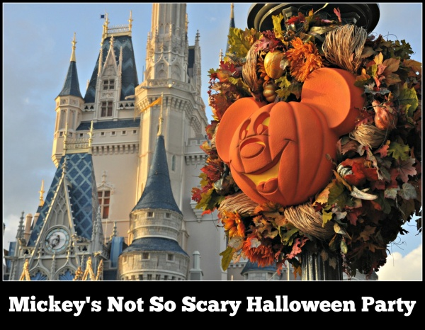 10 Tips for Mickey's Not So Scary Halloween Party