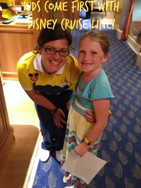 Kids Come First with Disney Cruise Line
