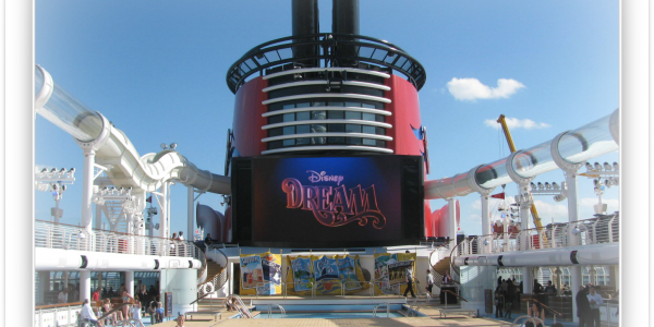 Finding your way around the Disney Dream and Disney Fantasy