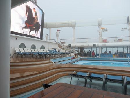 Rainy deck 2
