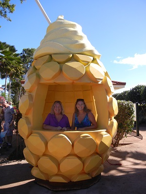 We're a Dole Whip!