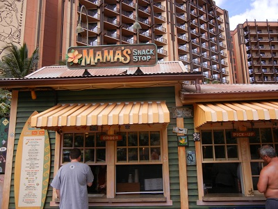 Mama's Snack Shop
