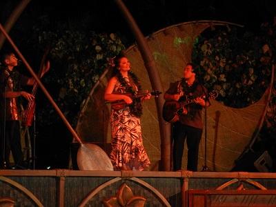 Starlit Hui musicians
