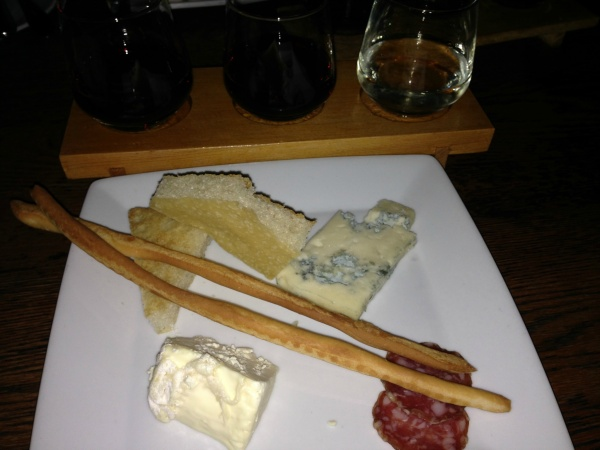 Tutto Cheese Plate